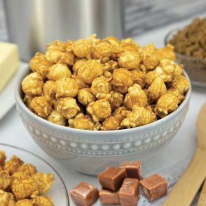 Buttery Caramel Popcorn