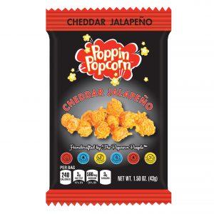 Cheddar Jalapeño - Snack Size